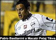 Pablo Bastianini a Macabi Petaj Tikva.